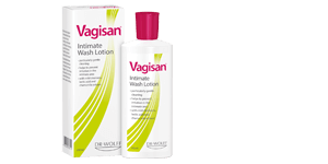 Vagisan Intimate Wash Lotion